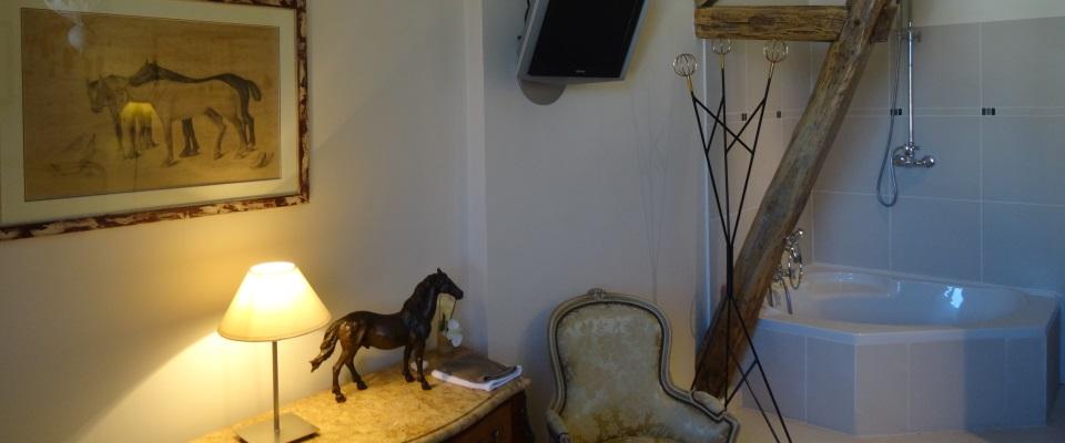 Chambre aux chevaux